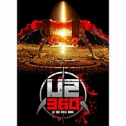 DVD - U2 360 - LIVE AT THE ROSE BOLW (EDIÇÅO DE LUXO)
