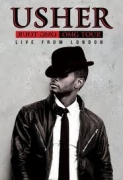 DVD - USHER - LIVE FROM LONDON