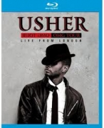 BLU - RAY - USHER - OMG TOUR LIVE FROM LONDON