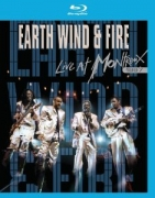 BLU-RAY - EARTH WIND FIRE - LIVE MOUNTREAUX