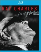 BLU-RAY - RAY CHARLES - LIVE AT MOUNTREUX 1997