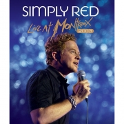 DVD - SIMPLY RED - LIVE MOUTREUX 2003