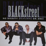 VINYL - BLACK STREET - NO DOGGITY