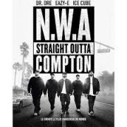CD - STRAIGHT OUTTA COMPTON - TRILHA SONORA DO FILME