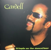 LP VINYL -  CARDELL - STTEPIN ON THE DANCEFLOOR