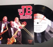 LP - THE JB HORNS - COMPACTO 7 POLEGADAS