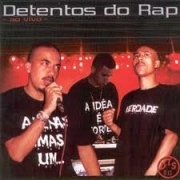 CD- DETENTOS DO RAP- AO VIVO