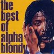 CD- ALPHA BLONDY- THE BEST OF