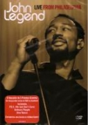 DVD- JOHN LEGEND- LIVE PHILADELPHIA