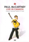 DVD- PAUL McCARTNEY- LIVE IN CANADA