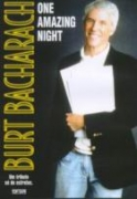 DVD- BURT BACHARACH- ONE AMAZING NIGHT