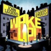 CD- JOHN LEGEND & THE ROOTS -WAKE UP
