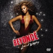 DVD- BEYONCÉ-LIVE AT  WEMBLEY (2004)