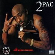 CD- 2PAC - ALL EYEZ ON ME - DUPLO (1996)