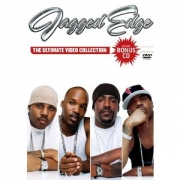 DVD - JAGGED EDGE - ULTIMATE VIDEO COLLECTION ( DVD + CD) IMPORTADO