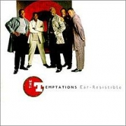 CD - THE TEMPTATIONS -  EAR - RESISTIBLE