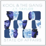 CD -KOOL THE GANG (J.T. TAYLOR) - STATE OF AFFAIRS