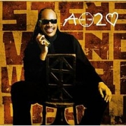 CD - STEVIE WONDER - A TIME TO LOVE