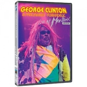 DVD - GEORGE CLINTON - LIVE AT MOUNTRENX