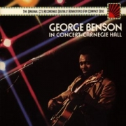 CD - GEORGE BENSON - IN CONCERT- CARNEGIE  HALL