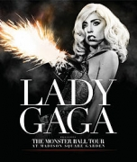 DVD - LADY GAGA - THE MONSTER BALL TOUR: MADISON SQUARE GARDEN LIVE