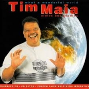 CD - TIM MAIA - WHAT A WONDERFUL WORLD