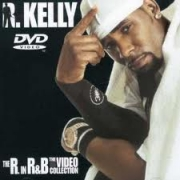 DVD- R. KELLY - R&B COLLECTION VOLUME 1 ( BONUS CD) 2003