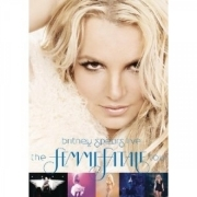 DVD - BRITNEY SPEARS - LIVE THE FEMME FATALE TOUR