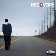 CD- EMINEM- RECOVERY (2010)