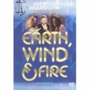 DVD - EARTH WIND & FIRE -  LIVE BY REQUEST