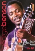 DVD - GEORGE BENSON - LIVE AT MONTREUX 1986