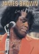 DVD - JAMES BROWN - LIVE AT MOUNTREUX 1981