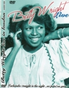 DVD - BETTY WRIGHT - LIVE IN LONDON 1992