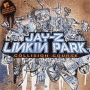 DVD + CD - JAY-Z & LINK PARK - COLLISION COURSE