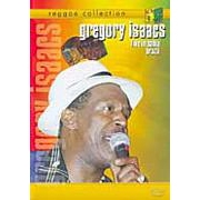 DVD - GREGORY ISAACS - LIVE IN BAHIA BRAZIL