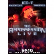 DVD - ICE-T SMOOTHE TRIGGER- THE REPOSSESSION LIVE