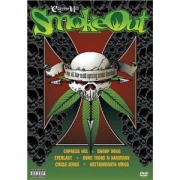 DVD - SMOKE OUT - CYPRESS HILL PRESENTS